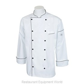 Mercer Tool M62090WB4X Chef's Coat