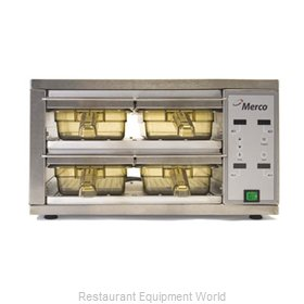 Merco Savory 86003 Heated Cabinet, Countertop