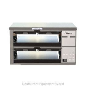 Merco Savory MHG22SAN1N Heated Cabinet, Countertop