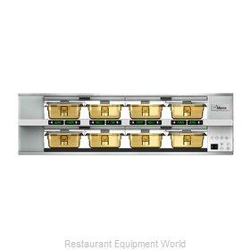 Merco Savory MHG24SAB2N Heated Cabinet, Countertop