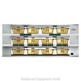 Merco Savory MHG34SAB1N Heated Cabinet, Countertop