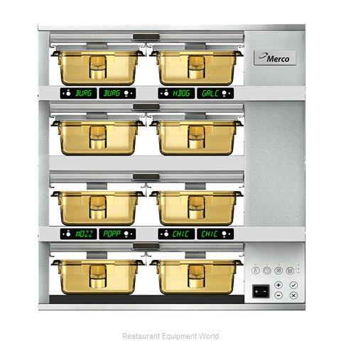 Merco Savory MHG42SAB1N Heated Cabinet, Countertop