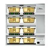 Heated Holding / Warming Bin <br><span class=fgrey12>(Merco Savory MHG42SAB1N Heated Cabinet, Countertop)</span>