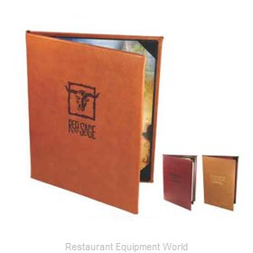 Menu Solutions BEL40B Menu Cover