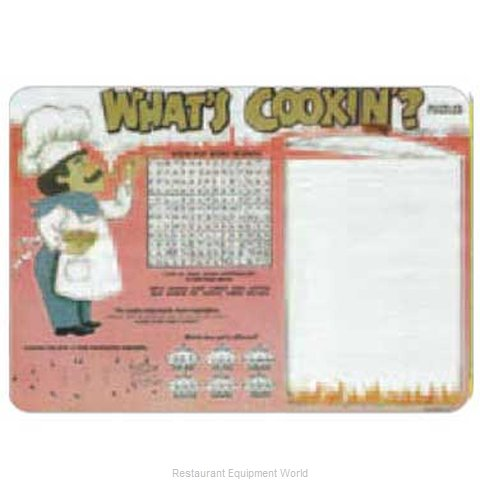 Menu Solutions C52 Children s Placemat