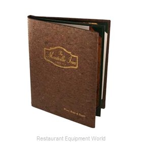 Menu Solutions CO640D Menu Cover