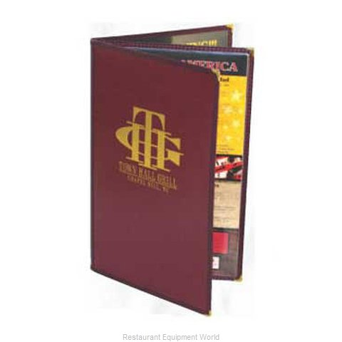Menu Solutions CP400D Colored Panel Menu Covers