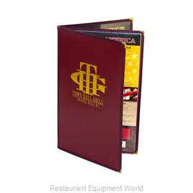 Menu Solutions CP440D Colored Panel Menu Covers