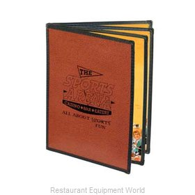 Menu Solutions CP450C Colored Panel Menu Covers