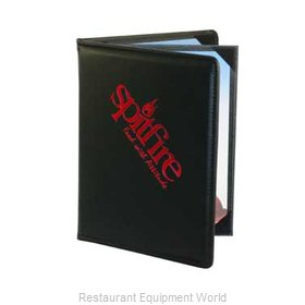 Menu Solutions E180C Edwardian Menu Cover