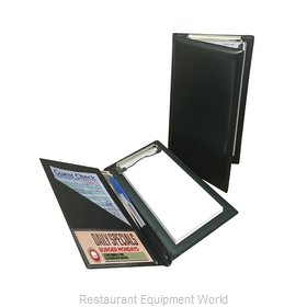 Menu Solutions HSWTR-CLP Guest Check Pad Holder