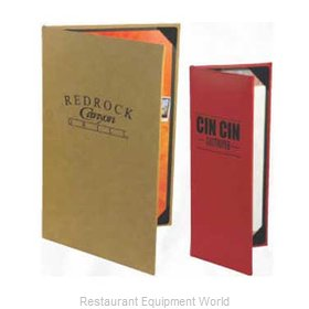 Menu Solutions K020BA Kensington Menu Covers