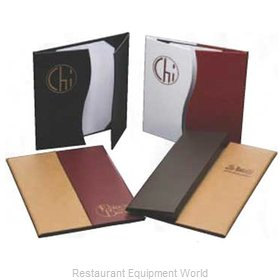 Menu Solutions K080BA Kensington Menu Covers