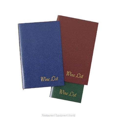 Menu Solutions L702B Wine List