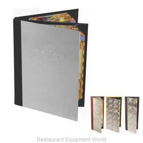 Menu Solutions MAL120BA Menu Cover