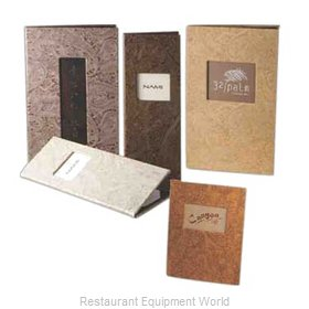 Menu Solutions PA120BD Menu Cover