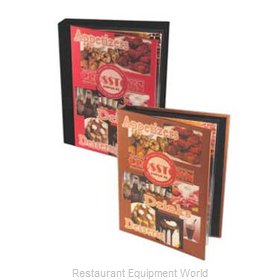 Menu Solutions PR20C Menu Cover