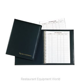 Menu Solutions R020 Reservation Book