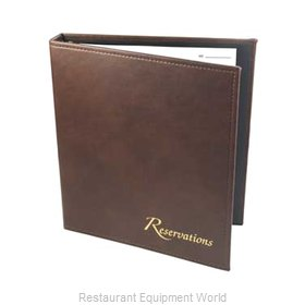 Menu Solutions R080BN Reservation Book