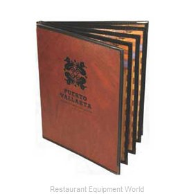 Menu Solutions RS180BA Menu Cover