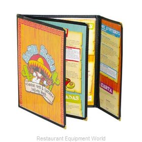 Menu Solutions SE345D Menu Cover