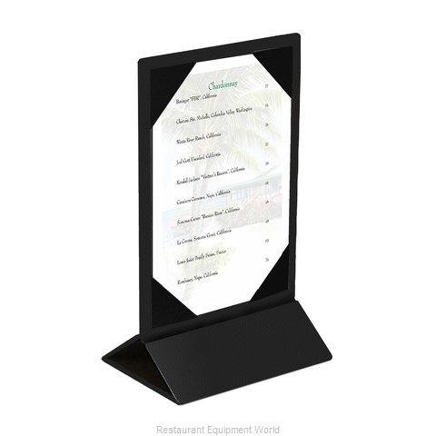 Menu Solutions TTSPIX Tabletop Sign Tent Menu Menu Table Tents - Restaurant table tents and menu sign displays