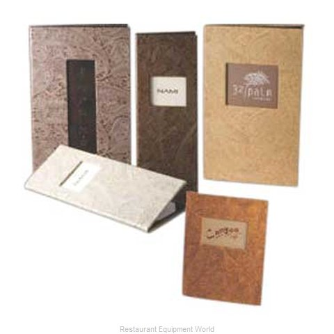 Menu Solutions WF120D Menu Cover