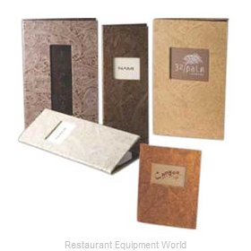 Menu Solutions WF140B Menu Cover
