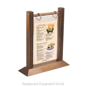 Menu Solutions WPF65B Clear Page Protector