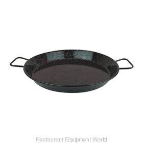 Magefesa 01PAPAEES46 18 inch Enameled on Steel Paella Pan