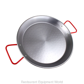 Magefesa 01PAPAEPU38 15 inch Carbon on Steel Paella Pan