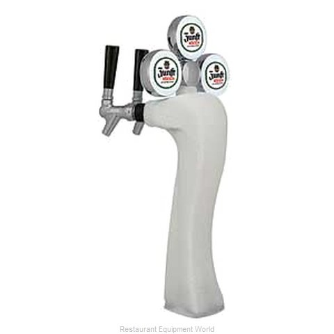 Micro Matic 6403-C-F-M Draft Beer Dispensing Tower Head Unit