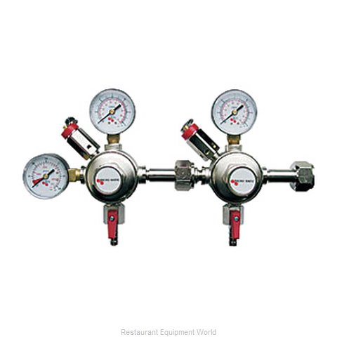 Micro Matic 642-BATTERY CO2 Regulator