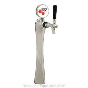 Micro Matic 6501-C-M Draft Beer / Wine Dispensing Tower