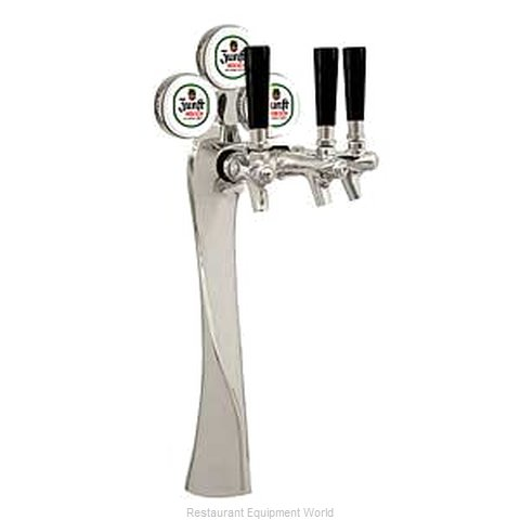 Micro Matic 6503-C-M Draft Beer / Wine Dispensing Tower