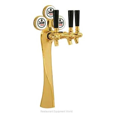 Micro Matic 6503-G-M Draft Beer / Wine Dispensing Tower (Magnified)
