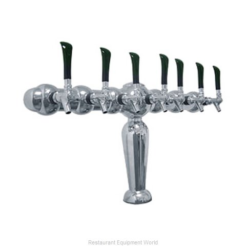 Micro Matic BRIG-C-7 Draft Beer Dispensing Tower Head Unit
