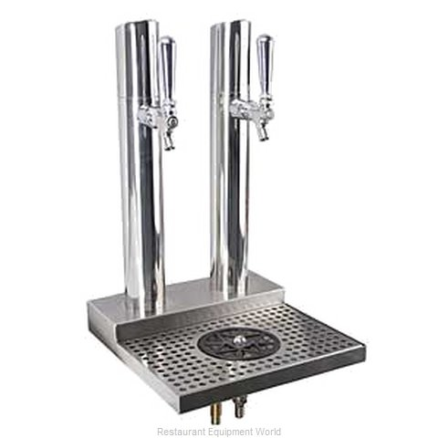 Micro Matic BS-SKY-2PSSKR Draft Beer Dispensing Tower Head Unit