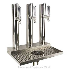 Micro Matic BS-SKY-3PSSKR Draft Beer Dispensing Tower Head Unit