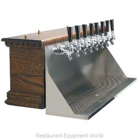 Micro Matic CFD08AKR Draft Beer / Wine Dispensing Tower