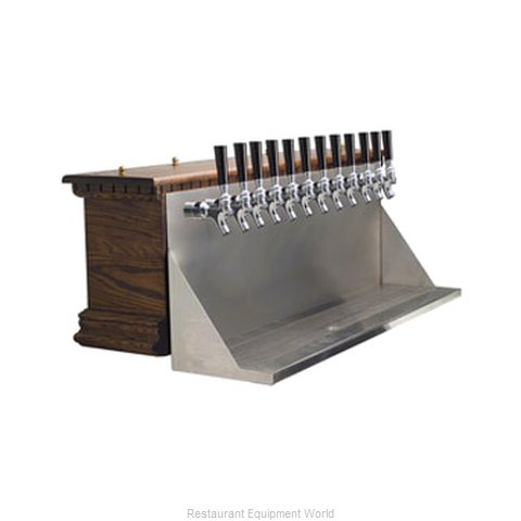 Micro Matic CFD12A Draft Beer Dispensing Tower Head Unit
