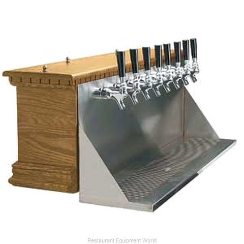 Micro Matic CFN08A Draft Beer Dispensing Tower Head Unit (Magnified)