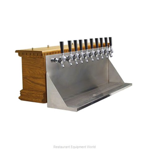 Micro Matic CFN10AKR Draft Beer Dispensing Tower Head Unit