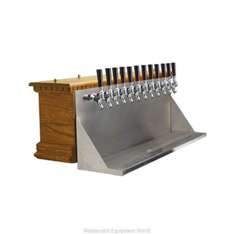Micro Matic CFN12A Draft Beer Dispensing Tower