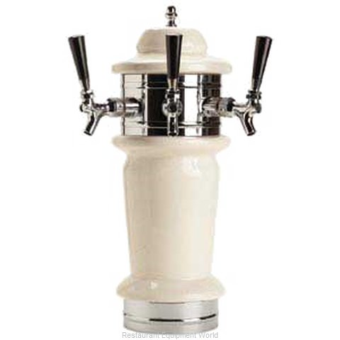 Micro Matic CT300-3 Draft Beer Dispensing Tower