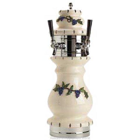 Micro Matic CT400-2 Draft Beer Dispensing Tower