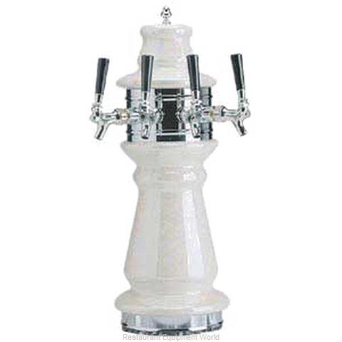 Micro Matic CT500-4 Draft Beer Dispensing Tower