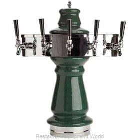 Micro Matic CT500E-5 Draft Beer Dispensing Tower