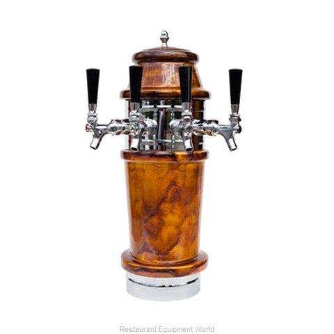 Micro Matic CT600-4 Draft Beer Dispensing Tower