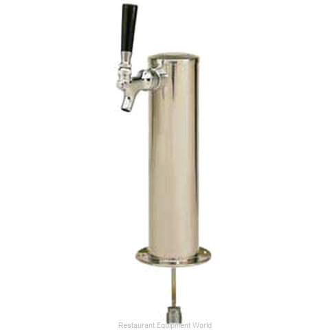 Micro Matic D4743S Draft Beer Dispensing Tower Head Unit (Magnified)